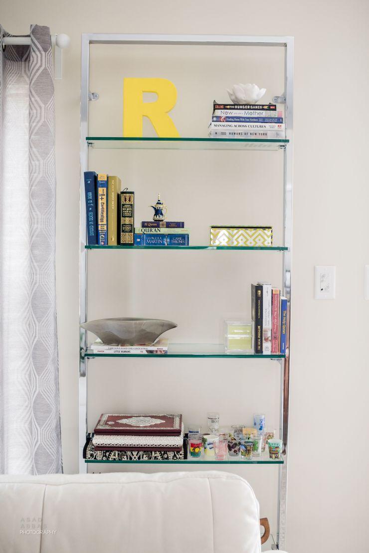 bookshelfR