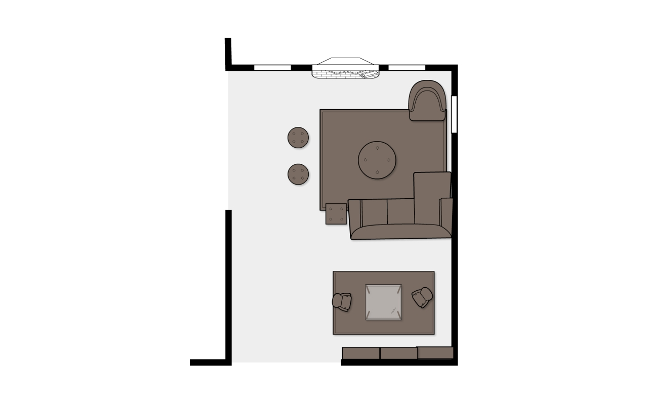 fatima family room plan